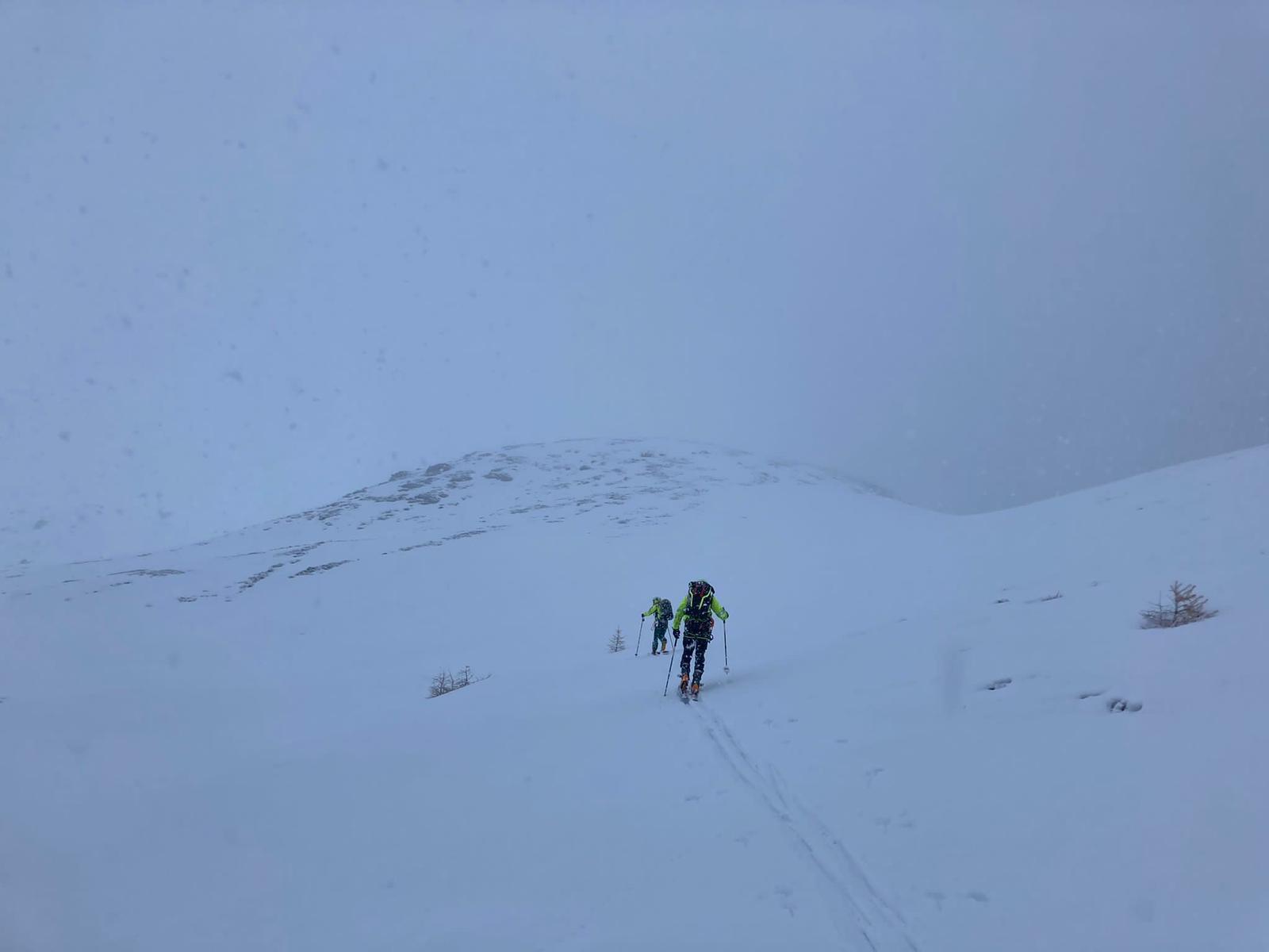 soccorso alpino via terra