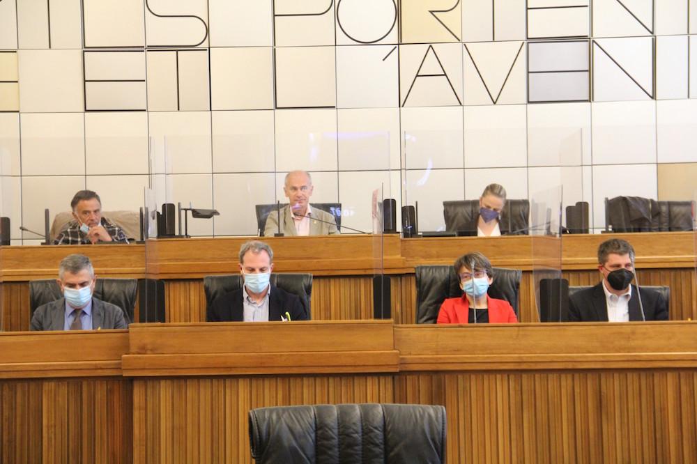 III Commissione villette La Thuile