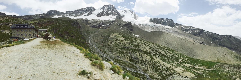 Espace Trail Valsavarenche Rifugio Chabod Foto Luca Solferino