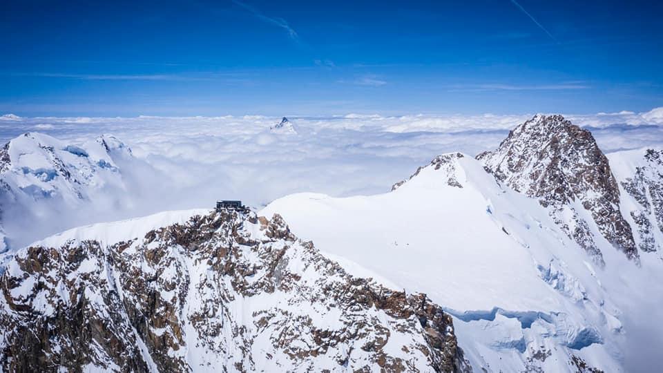 Ice Memory sul Monte Rosa
