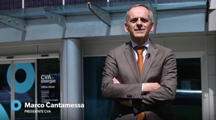Presidente CVA Marco Cantamessa