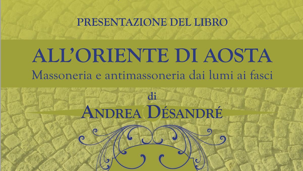 Presentazione libro Desandré - Brivio