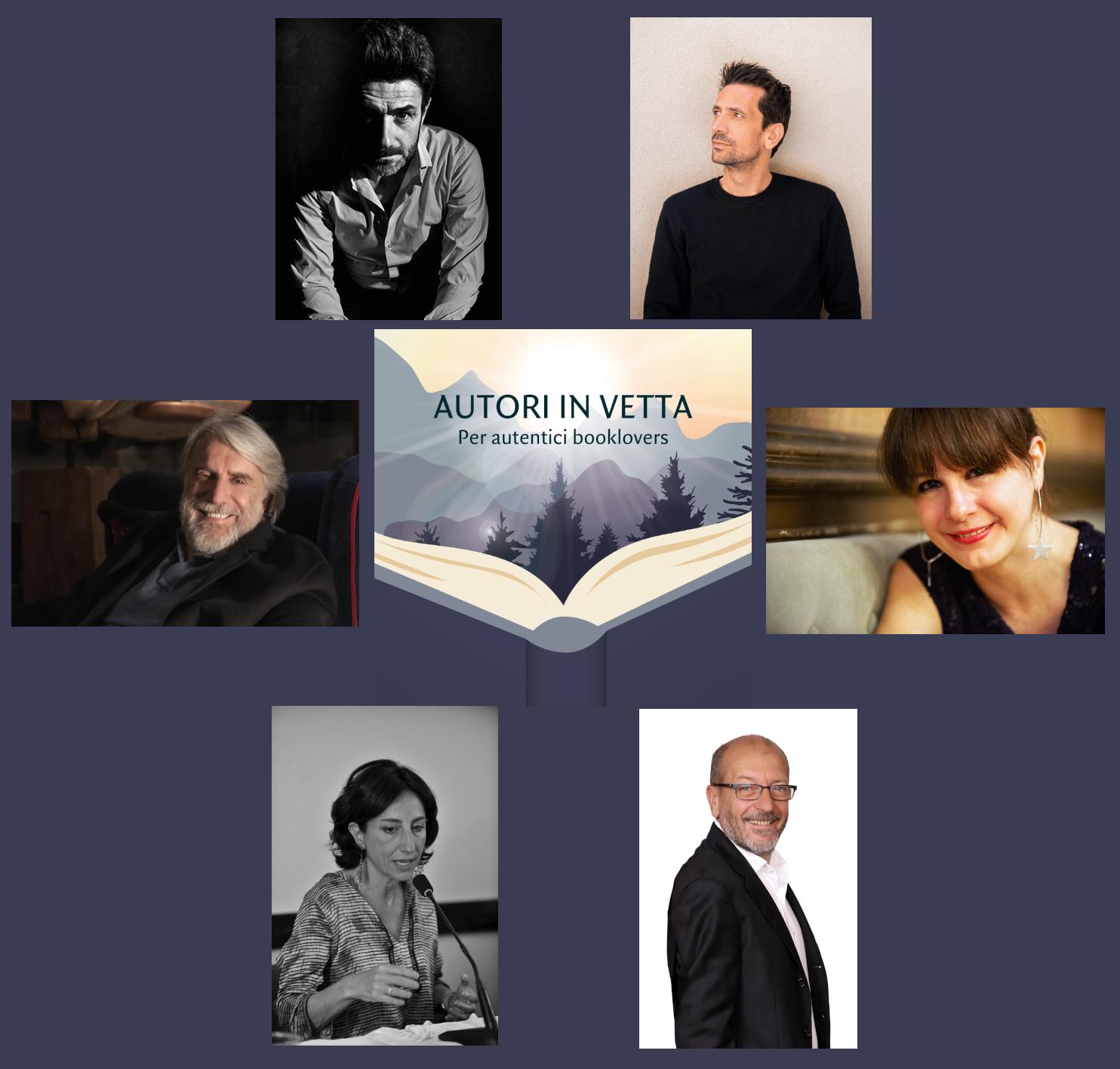 Autori in Vetta ospiti estate