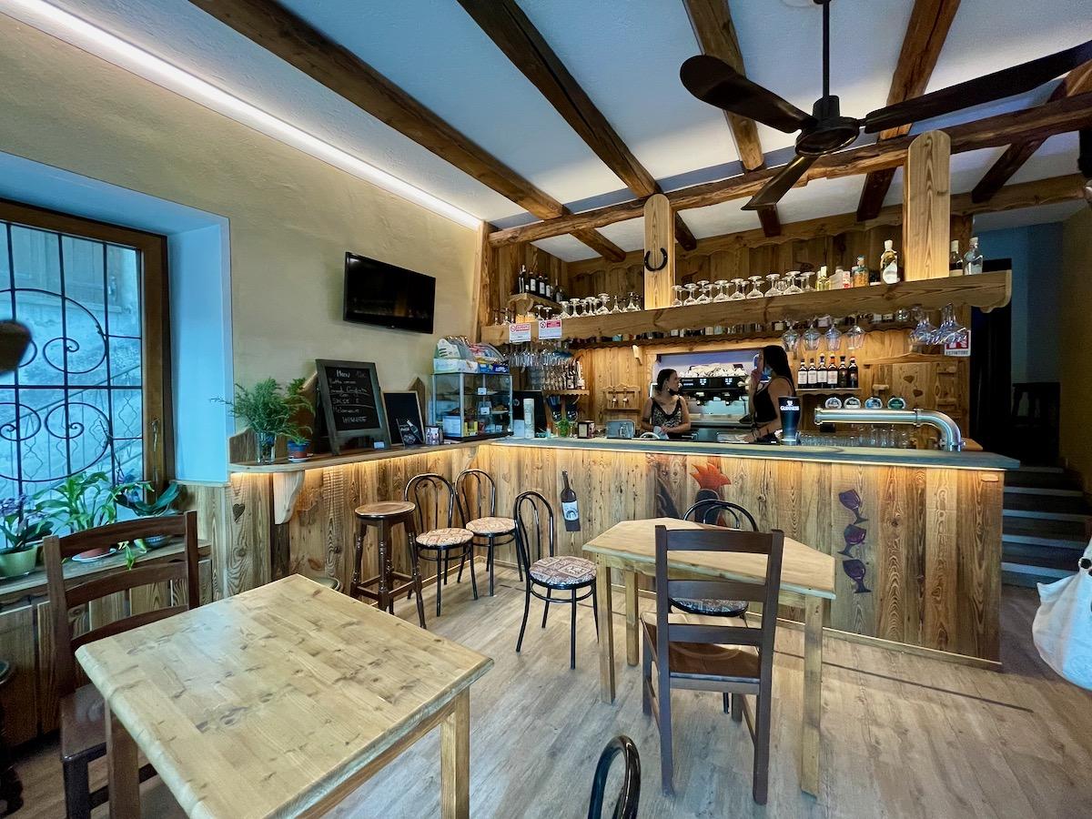 Bar Le Barme Villeneuven