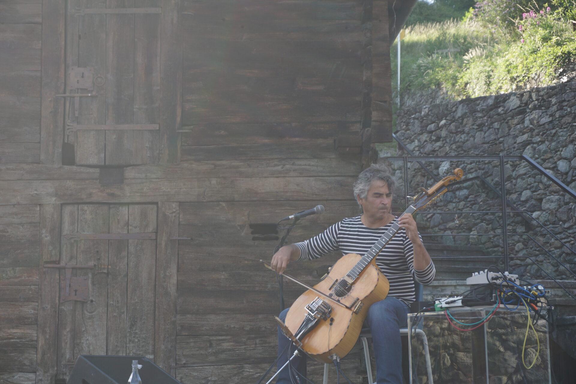 Paolo Angeli in concerto al MAIN