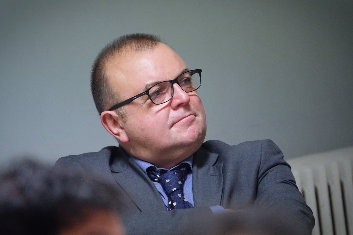 Il Commissario del Pd VdA Umberto D'Ottavio