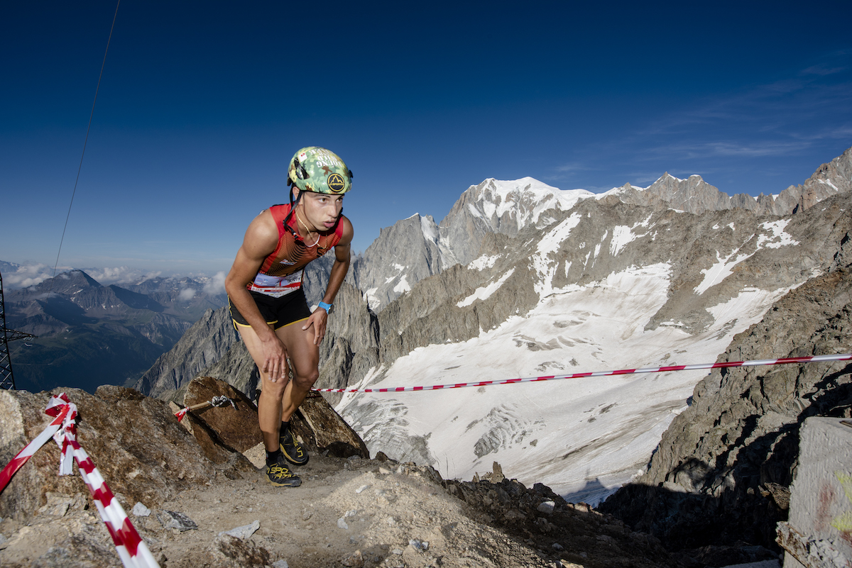 Vertical Trail Courmayeur Mont Blanc