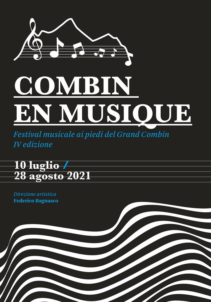 brochure Combin en Musique