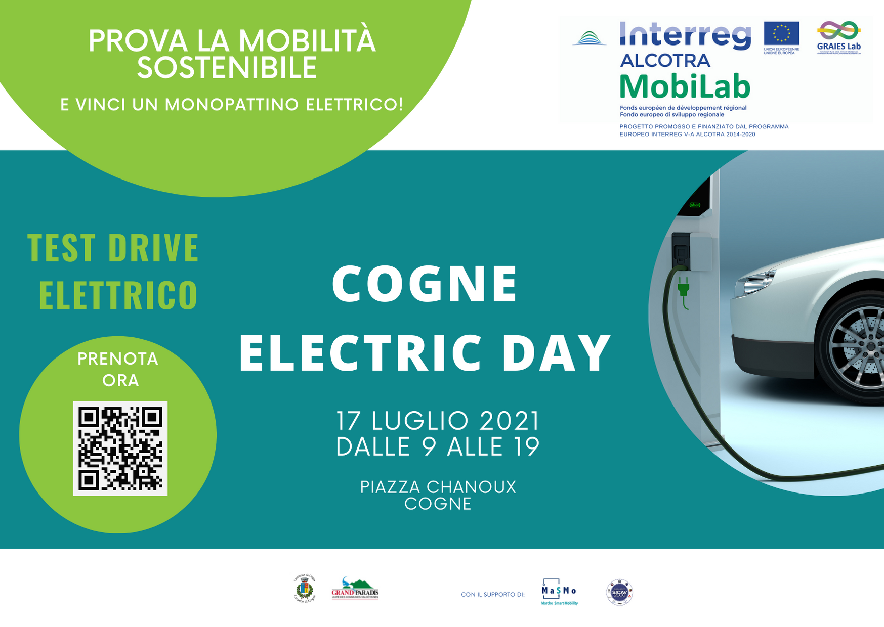 cogne electric day