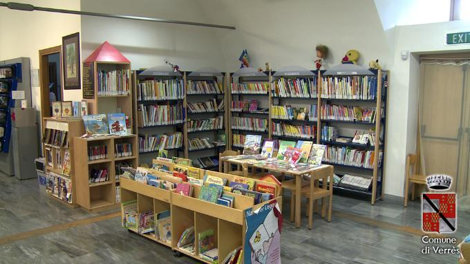 biblioteca Verrès