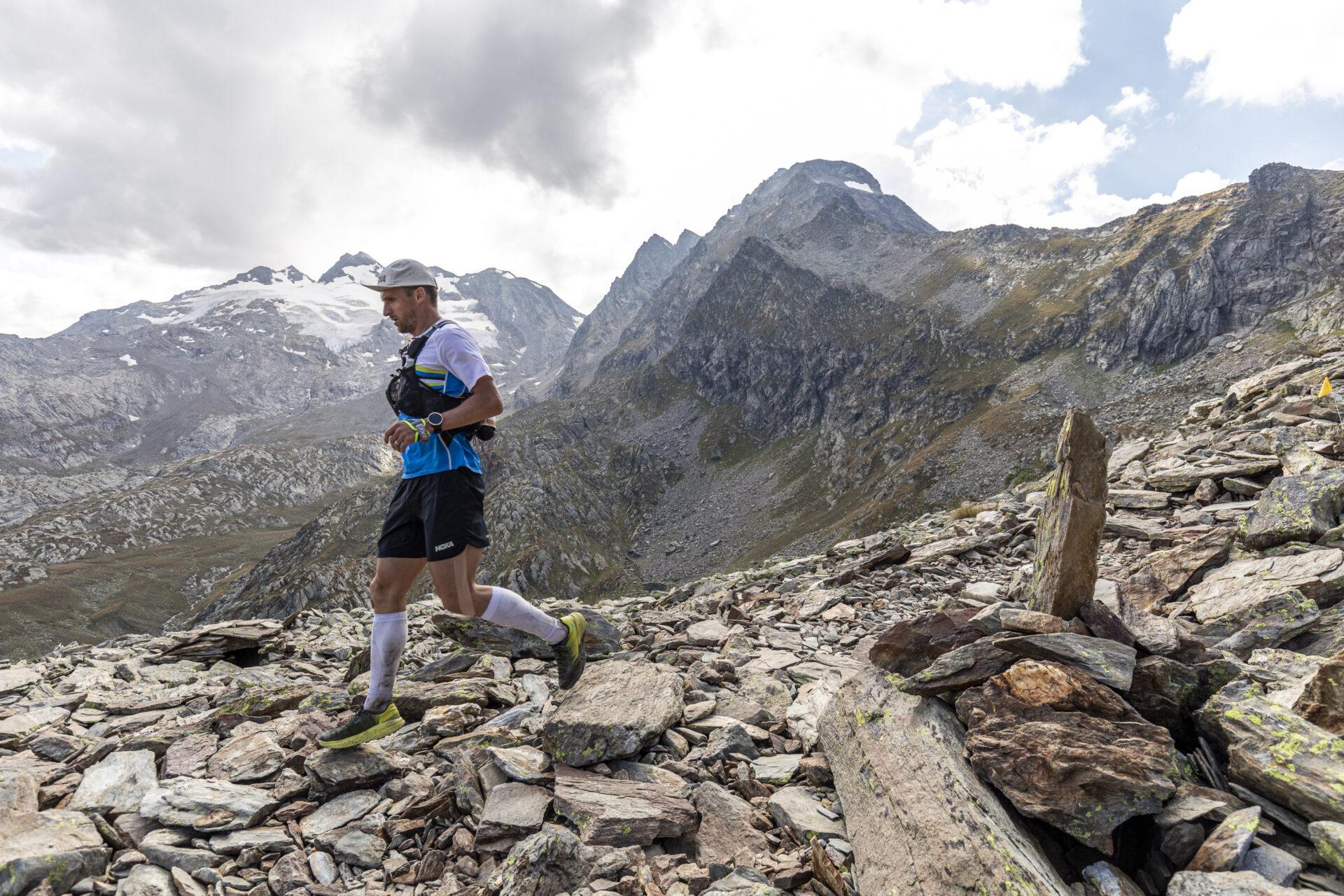 Jonas Russi al Col de la Crosatie - Foto di Pierre Lucianaz