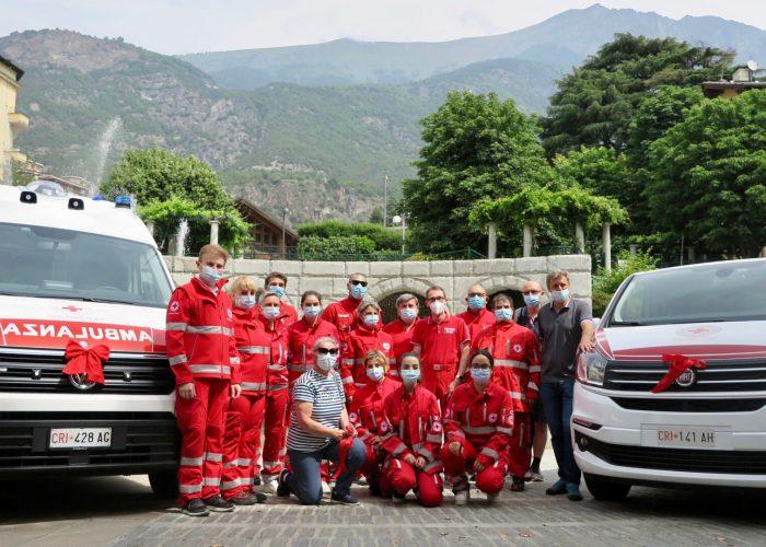 Croce Rossa Italiana - Comitato di Saint-Vincent