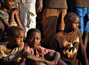 bambini africani