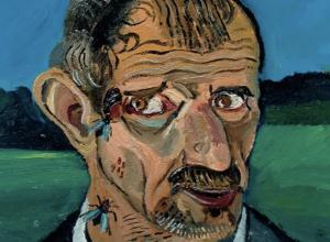 Autoritratto Antonio Ligabue