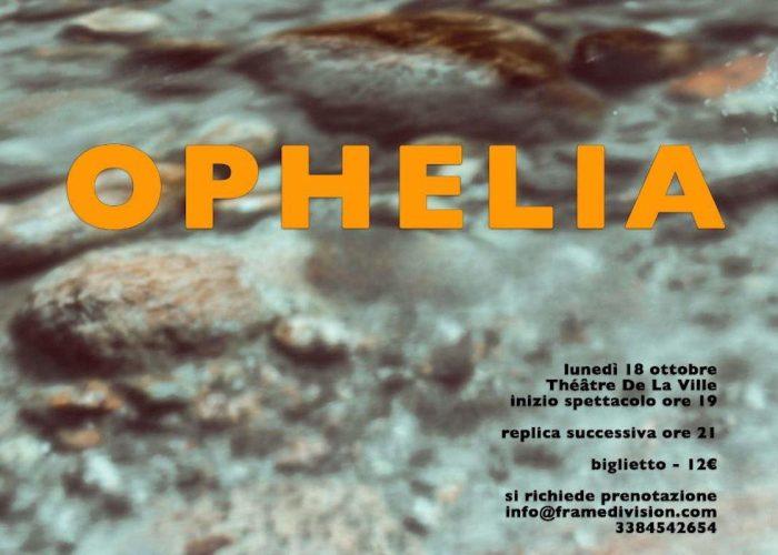 Ophelia - framedivision - Qu.bì