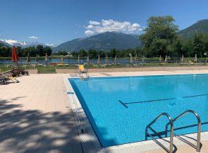 piscina Les Iles