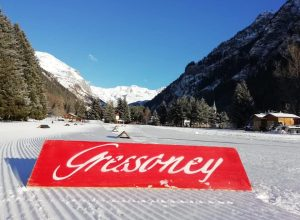 La pista di Gressoney-Saint-Jean - foto Visit Gressoney