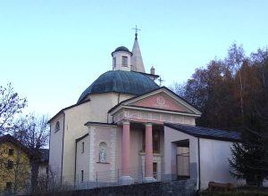 Il Santuario di Plout di Saint-Marcel