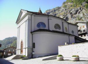 Valgrisenche - Chiesa San Grato