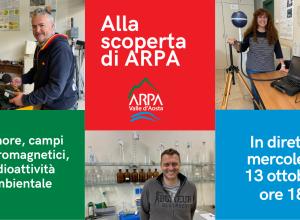 Alla scoperta di Arpa