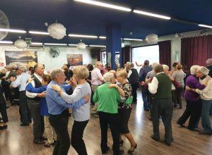 Ballo Anziani a La luna Rota