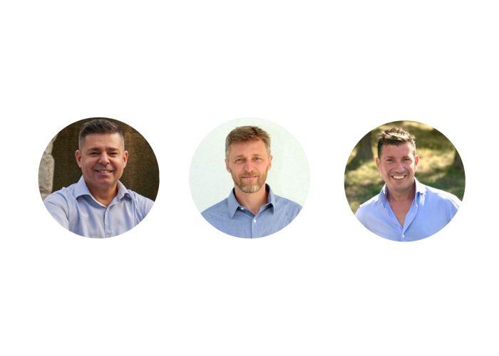 Maurizio Castiglioni, Francesco Favre e Antonio Iiriti – Candidati Sindaci a Saint-Vincent