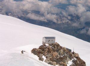Capanna Vallot - Foto Wikipedia