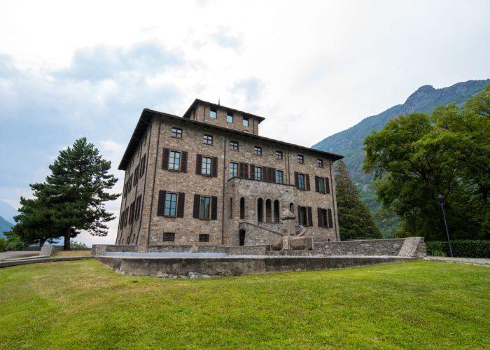 Castello Gamba - Foto di Simone Fortuna