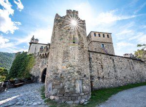 Castello Sarriod de la Tour a Saint Pierre - Foto di Simone Fortuna