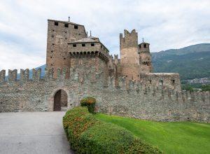Castello di Fénis Foto di Simone Fortuna