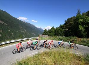 Ciclismo e Monte Bianco