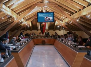 Consiglio comunale - immagine d'archivio