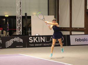 Courmayeur Ladies Open Liudmila Samsonova