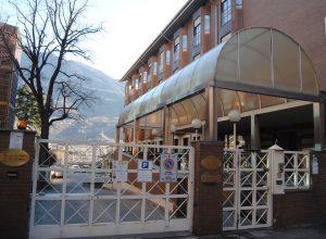 La Casa di riposo JB Festaz, ad Aosta