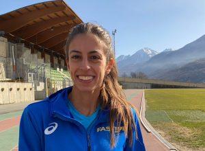 Eleonora Marchiando in nazionale