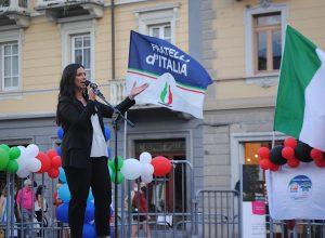Emily Rini, coordinatrice di Forza Italia VdA