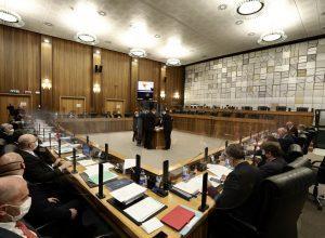 Consiglio Valle - Immagine di archivio