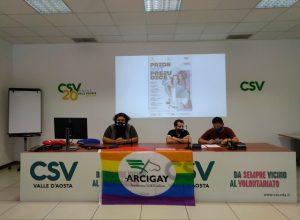 Conferenza stampa arcigay