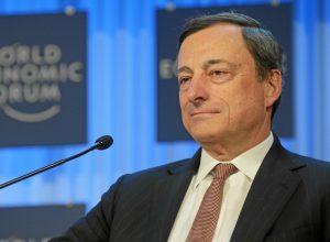 Il Presidente del Consiglio incaricato Mario Draghi