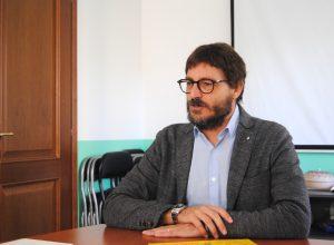 Il Presidente dell'Ordine degli Psicologi Alessandro Trento