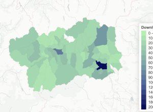 Internet in Valle d'Aosta