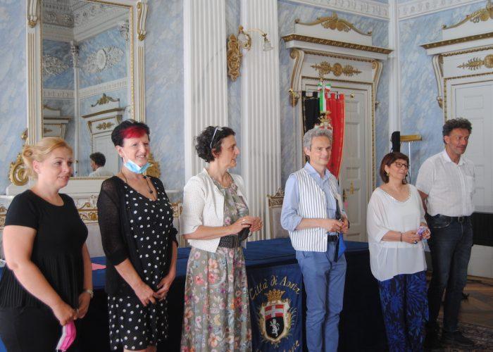 La presentazione della co-progettazione per gli anziani del Comune di Aosta