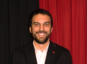 Marco Carrel, ex Animateur principal della Jeunesse Valdôtaine