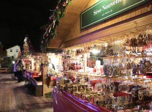 Natale in piazza Chanoux e Marché Vert Noël 2019