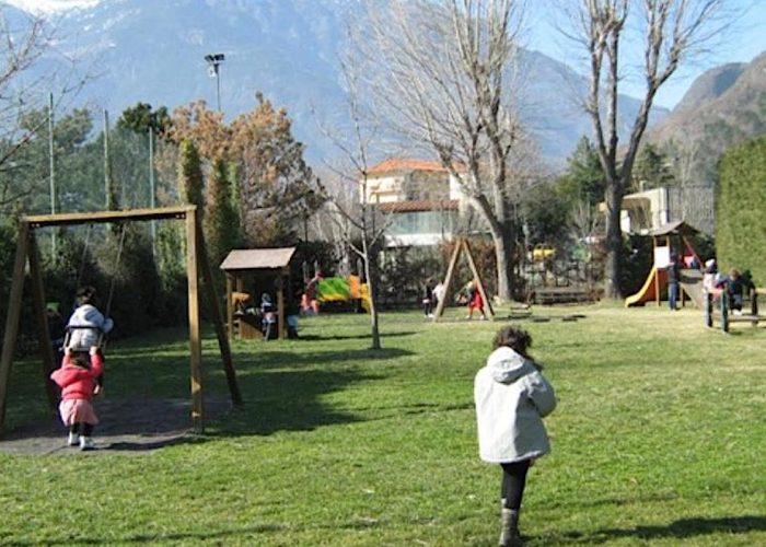 Il parco giochi di Verrès
