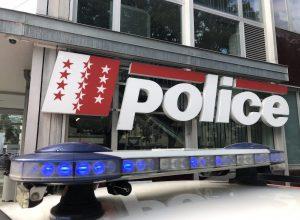Polizia cantonale Vallese