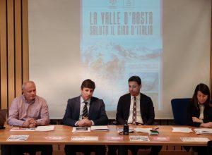 Presentazione Giro dItalia