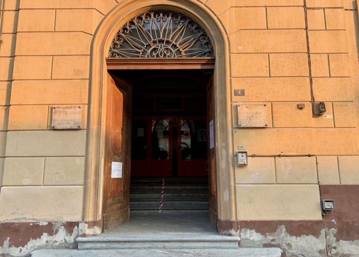 San Francesco portone medie