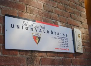 Siège Central Uv Union Valdôtaine