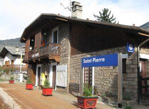 Stazione di Saint Pierre